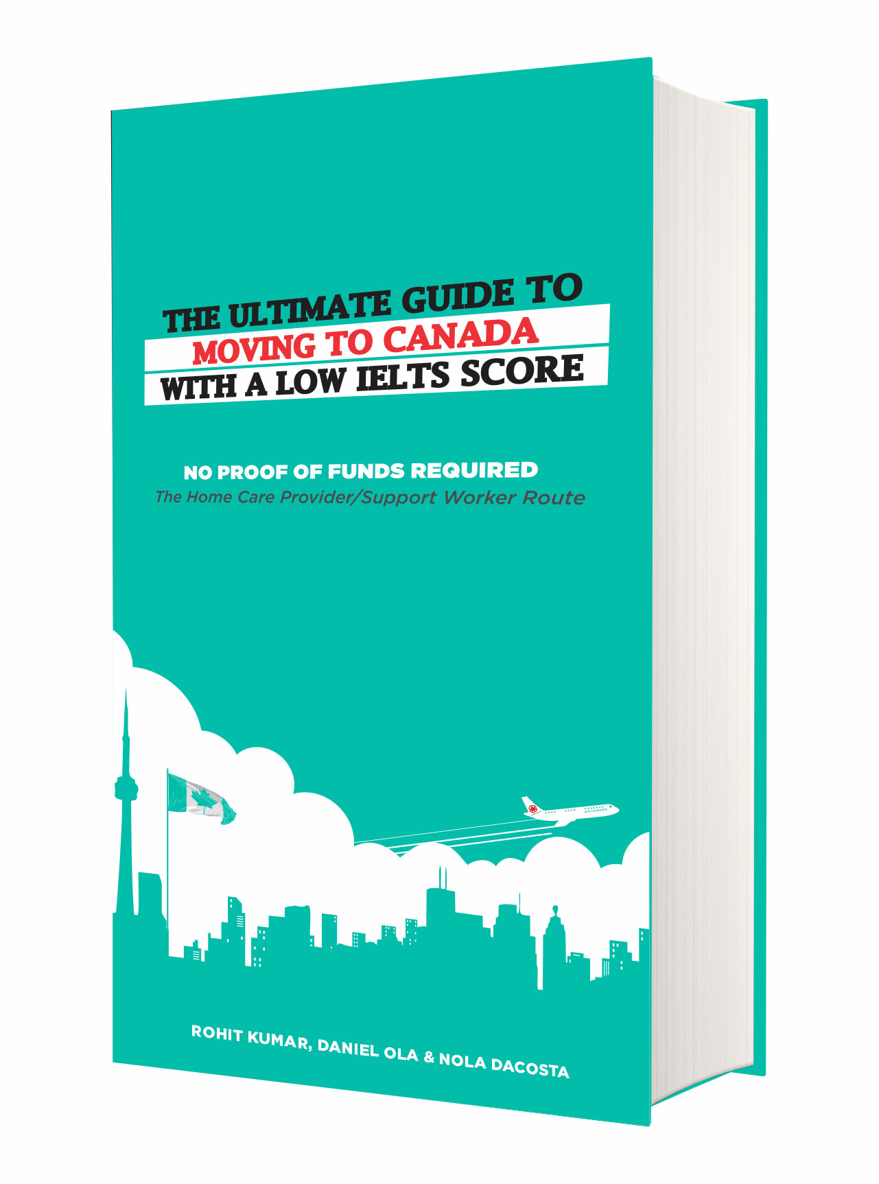 Move to Canada with a Low IELTS Score